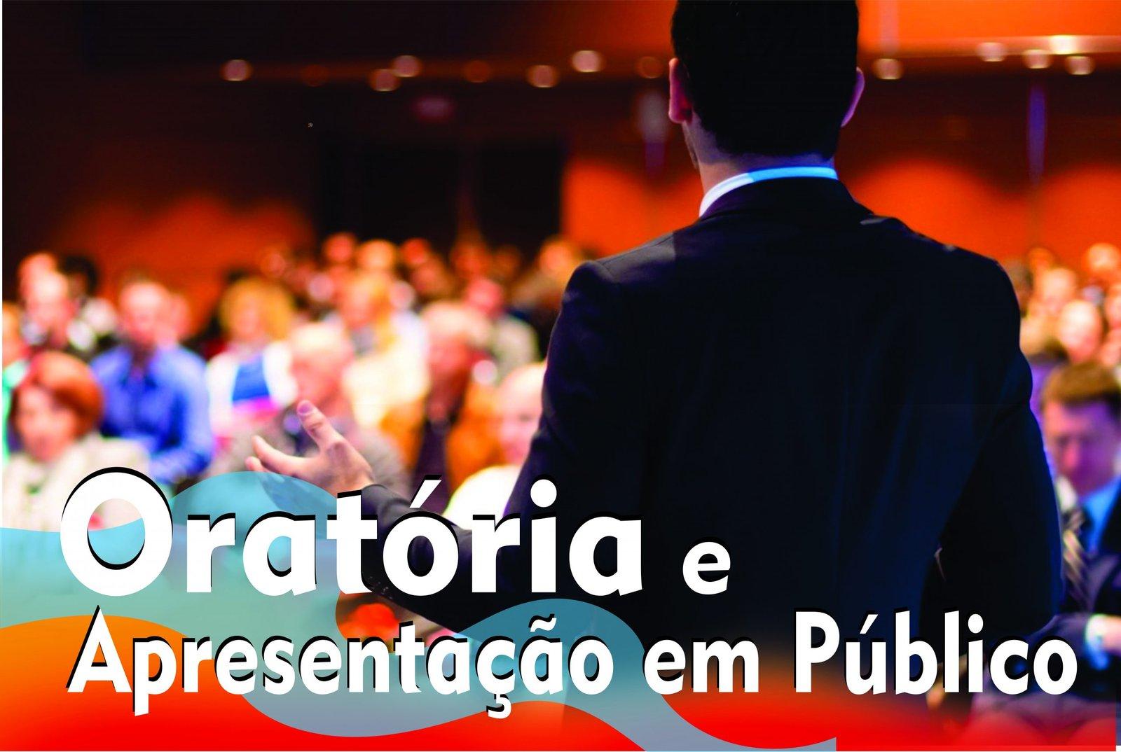 curso oratoria e apresentação em público