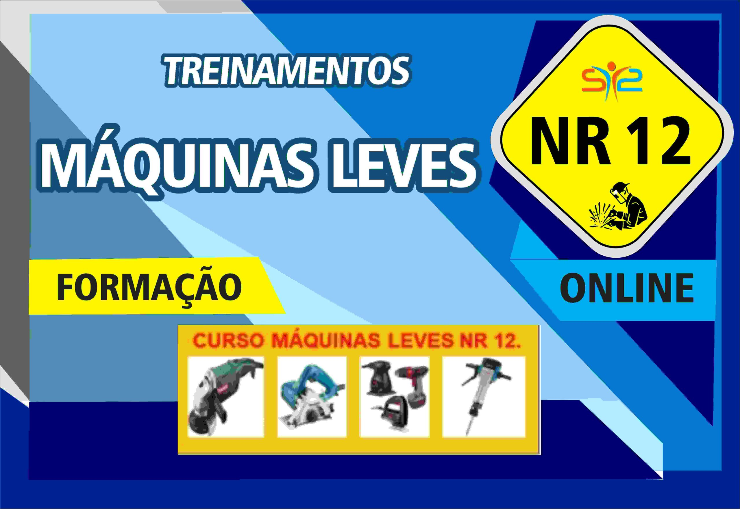 nr 12 – maquinas leves
